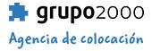 Agencia de colocación Grupo2000